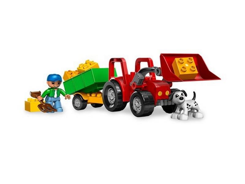 Новые функции тракторов